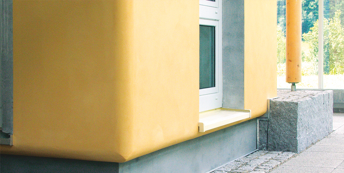 Fassadengestaltung Stuckateur Scheerer Oberboihingen